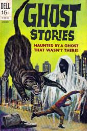 Ghost Stories (Dell - 1962) -27- (sans titre)