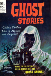 Ghost Stories (Dell - 1962)