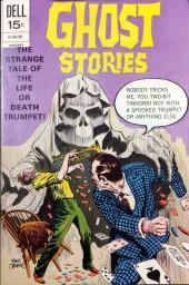 Ghost Stories (Dell - 1962) -31- (sans titre)