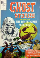 Ghost Stories (Dell - 1962) -32- (sans titre)