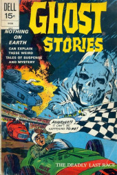 Ghost Stories (Dell - 1962) -33- The Deadly Last Race