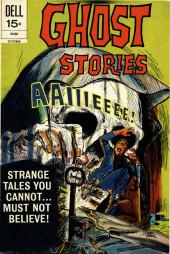 Ghost Stories (Dell - 1962) -34- (sans titre)