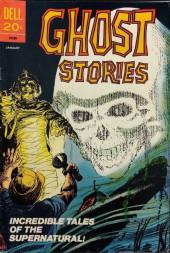 Ghost Stories (Dell - 1962) -35- (sans titre)