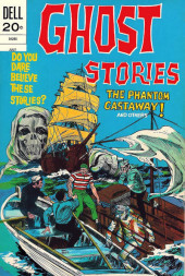 Ghost Stories (Dell - 1962) -36- The Phantom Castaway!