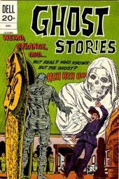 Ghost Stories (Dell - 1962) -37- (sans titre)