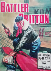 Battler Britton -Rec48- Collection Reliée N°48 (du n°339 au n°342)