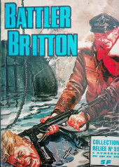 Battler Britton (Imperia) -Rec55- Collection Reliée N°55 (du n°367 au n°370)