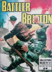 Battler Britton -Rec57- Collection Reliée N°57 (du n°375 au n°378)