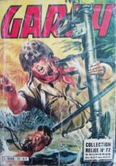Garry (Impéria - 3e série) -Rec72- Collection Reliée N°72 (du n°401 au n°404)
