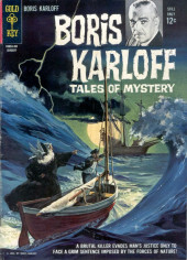 Couverture de Boris Karloff Tales of Mystery (Gold Key - 1963) -6- (sans titre)