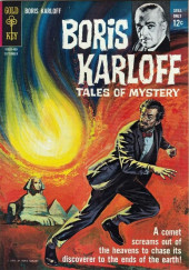 Couverture de Boris Karloff Tales of Mystery (Gold Key - 1963) -7- (sans titre)