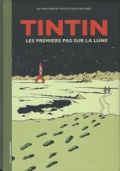 Tintin - Divers - Les premiers pas sur la Lune
