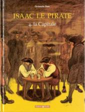 Isaac le Pirate -4- La capitale
