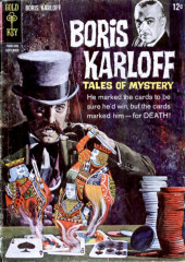 Couverture de Boris Karloff Tales of Mystery (Gold Key - 1963) -11- (sans titre)