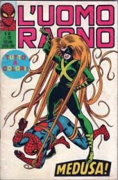 L'uomo Ragno (Editoriale Corno) V1 -58- Medusa