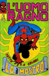 L'uomo Ragno V1 (Editoriale Corno - 1970)  -59- Lo, il Mostro