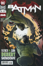 Batman Vol.3 (DC Comics - 2016) -74- The Fall and the Fallen, Conclusion