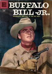 Four Color Comics (Dell - 1942) -673- Buffalo Bill Jr.