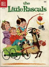 Four Color Comics (Dell - 1942) -674- The Little Rascals