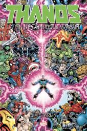 Thanos (One shots) - Thanos : La fin de l'univers Marvel