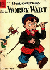Four Color Comics (Dell - 1942) -680- Out Our Way with the Worry Wart