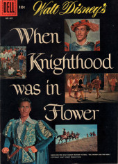 Four Color Comics (Dell - 1942) -682- When Knighthood Was in Flower
