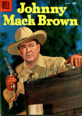 Four Color Comics (Dell - 1942) -685- Johnny Mack Brown