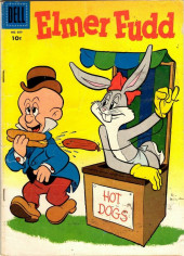 Four Color Comics (Dell - 1942) -689- Elmer Fudd