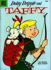 Four Color Comics (Dell - 1942) -691- Dotty Dripple and Taffy