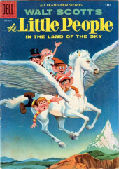 Four Color Comics (Dell - 1942) -692- Walt Scott's The Little People In the Land of the Sky
