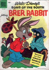 Four Color Comics (Dell - 1942) -693- Walt Disney's Song of the South featuring Brer Rabbit