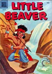 Four Color Comics (Dell - 1942) -695- Little Beaver