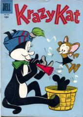 Four Color Comics (Dell - 1942) -696- Krazy Kat