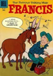 Four Color Comics (Dell - 1942) -698- Francis, The Famous Talking Mule
