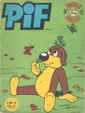 Pif le chien (3e série - Vaillant) -RR4- Pif - Les rois du rire n°4