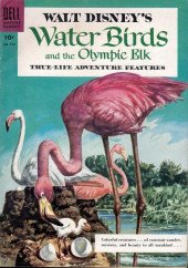 Four Color Comics (Dell - 1942) -700- Walt Disney's Water Birds and the Olympic Elk