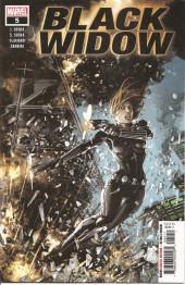 Black Widow Vol. 7 (Marvel - 2019) -5- #5