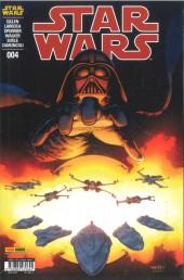 Star Wars (Panini Comics - 2019) -4- La Forteresse de Vador