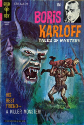Boris Karloff Tales of Mystery (1963) -31- His Best Friend -- A Killer Monster!
