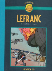 Lefranc - La Collection (Hachette) -II- L'aviation (2)