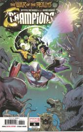 Champions Vol.3 (Marvel comics - 2019) -6- Dead Ahead