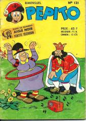 Pepito (1re Série - SAGE) -121- Serinette,la traîtresse!