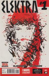 Elektra (2014) -1- Bloodlines: Part one