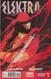 Elektra (2014) -2- Bloodlines: Part two