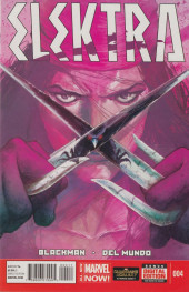 Elektra (2014) -4- Bloodlines: Part four