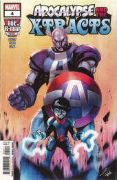 Age of X-Man: Apocalypse & The X-Tracts -4- part 4
