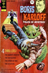 Boris Karloff Tales of Mystery (1963) -40- The Sadiki's Master
