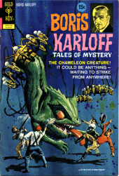 Boris Karloff Tales of Mystery (1963) -42- The Chameleon Creature!