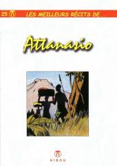 Les meilleurs récits de... -25- Attanasio