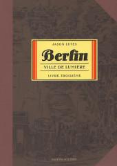 Berlin (Lutes) -3- Ville de lumière